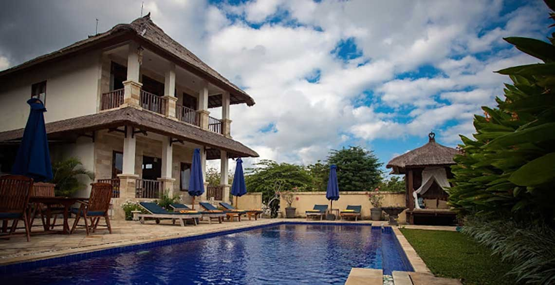 fully equipped private villa uluwatu bali