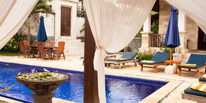 Private villa rental uluwatu bali